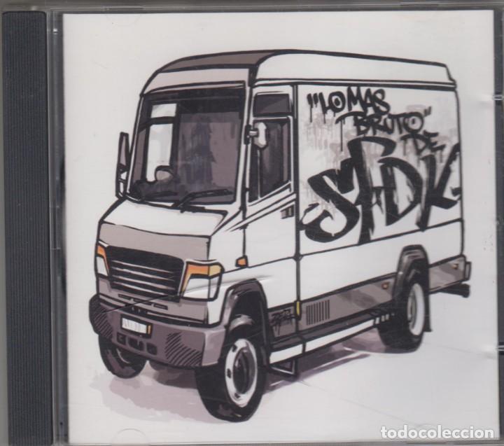 LO MÁS BRUTO DE SFDK CD 2005 (Música - CD's Hip hop)