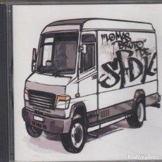 CDs de Música: LO MÁS BRUTO DE SFDK CD 2005. Lote 142345782