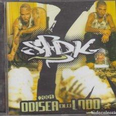 CDs de Música: SFDK CD ODISEA EN EL LODO 2003 . Lote 142346494