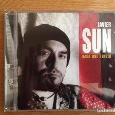 CDs de Música: JAVIER SUN: NADA QUE PERDER. Lote 142394192