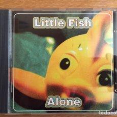 CDs de Música: LITTLE FISH: ALONE. Lote 142394952