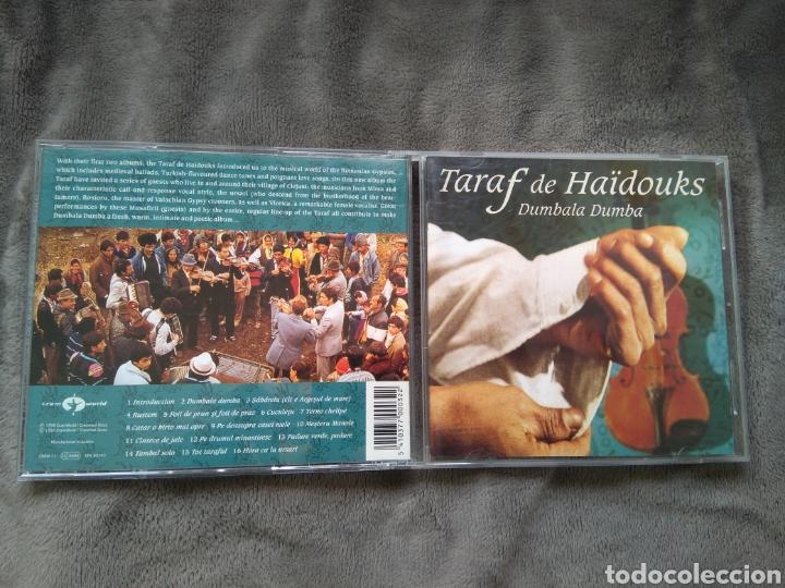 TARAF DE HAIDOUKS - DUMBALA DUMBA - CD ALBUM (Música - CD's World Music)