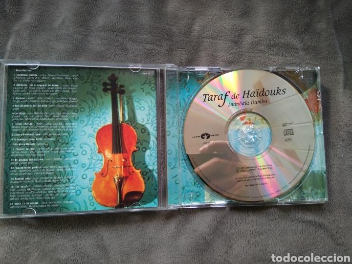 CDs de Música: Taraf de Haidouks - Dumbala dumba - Cd Album - Foto 2 - 142415770