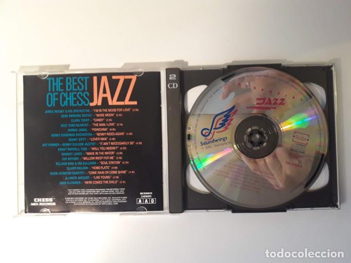 CDs de Música: 2 CD Best of Chess Jazz. The Story of Jazz - Foto 2 - 142418386
