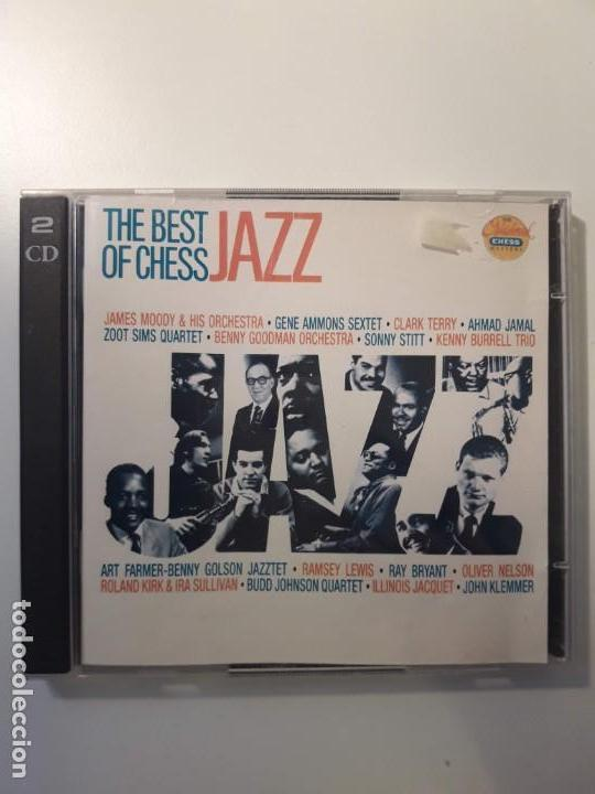 2 CD BEST OF CHESS JAZZ. THE STORY OF JAZZ (Música - CD's Jazz, Blues, Soul y Gospel)
