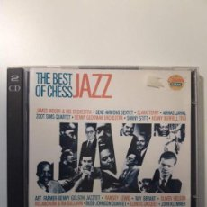 CDs de Música: 2 CD BEST OF CHESS JAZZ. THE STORY OF JAZZ. Lote 142418386