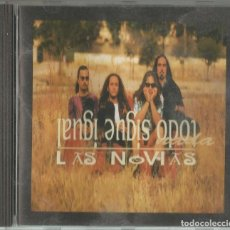 CDs de Música: LAS NOVIAS. TODO SIGUE IGUAL. A LA INVERSA RECORDS 1994. EMI 8312702. PERFECTO.. Lote 142418418