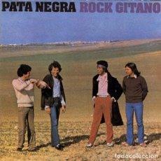 CDs de Música: PATA NEGRA - ROCK GITANO - REEDICION. Lote 142424074