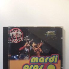 CDs de Música: CD MARDI GRAS BRASS BAND - LIVE IM CAPITOL. Lote 142425674
