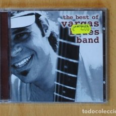 CDs de Música: VARGAS BLUES BAND - THE BEST OF VARGAS BLUES BAND - CD. Lote 142433590