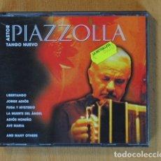 CDs de Música: ASTOR PIAZZOLLA - TANGO NUEVO - 3 CD. Lote 142434740
