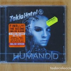 CDs de Música: TOKIO HOTEL - HUMANOID - CD. Lote 142435014