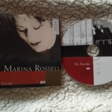 CDs de Música: CD SINGLE MARINA ROSSELL. Lote 142436278