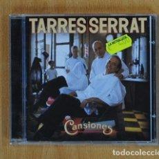 CDs de Música: JOAN MANUEL SERRAT - TARRES SERRAT CANSIONES - CD. Lote 142437708