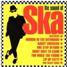 CDs de Música: VARIOUS - THE SOUND OF SKA. Lote 142440454