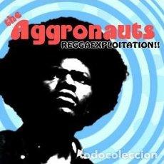 CDs de Música: AGGRONAUTS - REGGAEXPLOITATION!! - 4 TRACK CDEP. Lote 142441346
