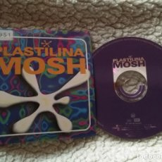 CDs de Música: PLASTILINA MOSH. CD SINGLE PROMOCIONAL EN CARTÓN.. Lote 142448734