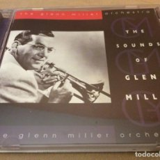 CDs de Música: GLENN MILLER - THE SOUNDS OF GLENN MILLER. . Lote 142480542