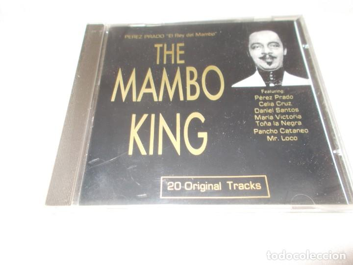 THE MAMBO KING PÈREZ PRADO (Música - CD's Latina)