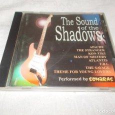 CDs de Música: THE SOUND OF THE SHADOWS. Lote 142481310