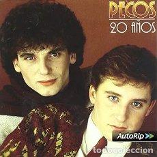 CDs de Música: PECOS - 20 AÑOS. Lote 142507930
