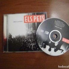 CDs de Música: ELS PETS- VINE A LA FESTA. Lote 142515962