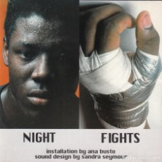 CDs de Música: ANA BUSTO Y SANDRA SEYMOUR. NIGHT FIGHTS. ZANFONIA 1999. Lote 142567830