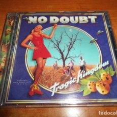 CDs de Música: NO DOUBT TRAGIC KINGDOM CD ALBUM DEL AÑO 1995 ESPAÑA GWEN STEFANI CONTIENE 14 TEMAS. Lote 142595262