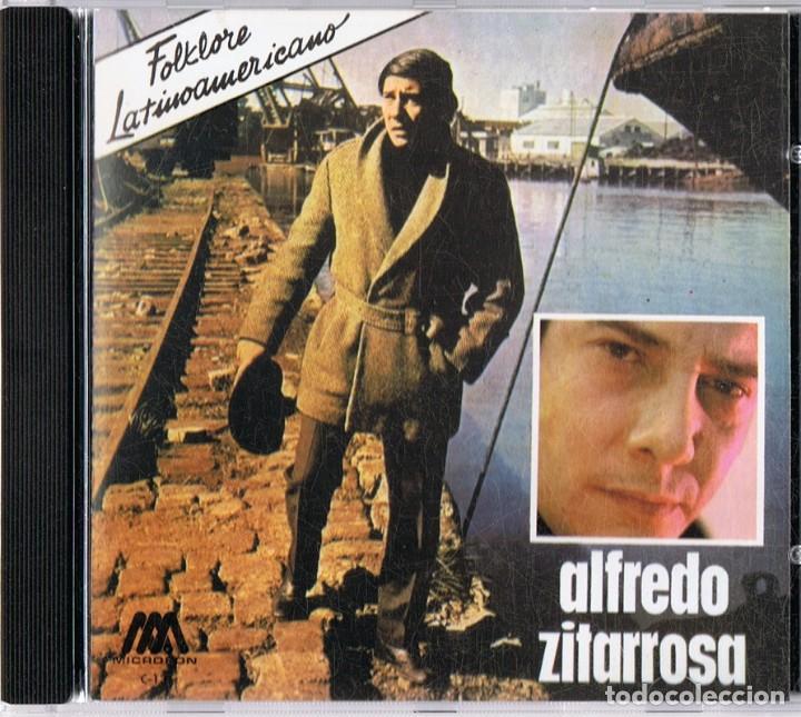 ALFREDO ZITARROZA FOLKLORE LATINOAMERICANO (Música - CD's Latina)