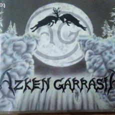 CDs de Música: AZKEN GARRASIA CD MAKETA DEMO 2000 ¡¡DIFICIL¡¡. Lote 142618714