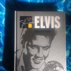 CDs de Música: LIBRO CD ELVIS PRESLEY - ELVIS IN PERSON RBA. Lote 142623394