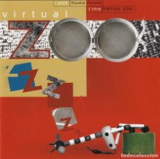 CDs de Música: VVAA. VIRTUAL ZOO. STUDIO FORUM, FRANCIA 2001. Lote 142637310