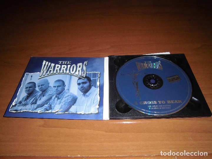 CDs de Música: The Warriors- A cross to bear - Foto 2 - 142650906