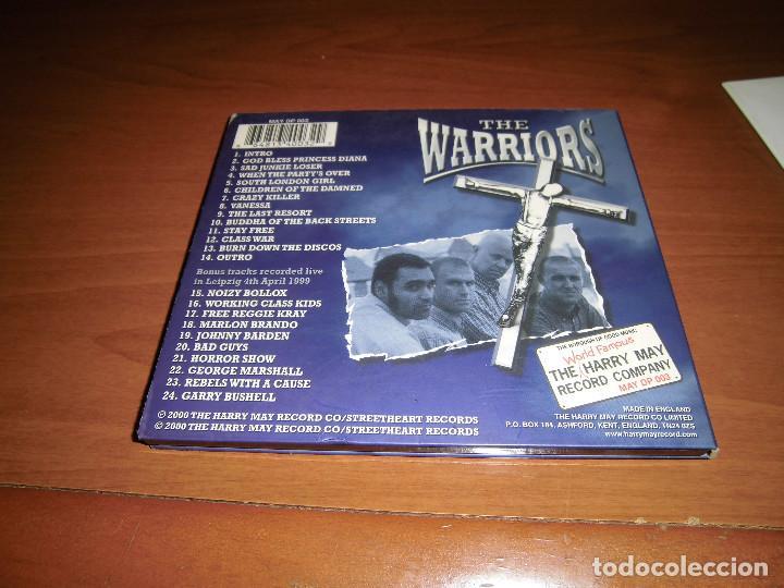 CDs de Música: The Warriors- A cross to bear - Foto 3 - 142650906