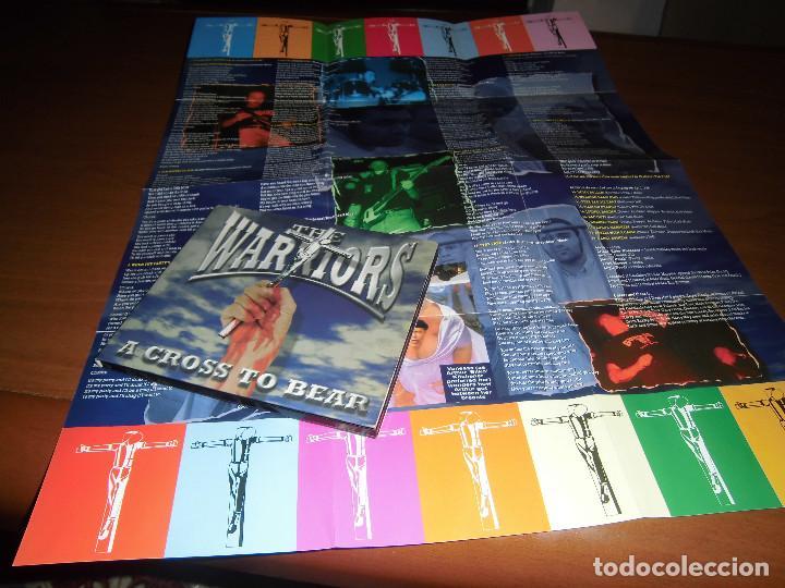 CDs de Música: The Warriors- A cross to bear - Foto 4 - 142650906