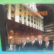 CDs de Música: CD ALBUM 1992 CUARTETO TORNER RECORRIENDO ASTURIAS FOLKLORE TRADICIONAL COMO NUEVO¡¡. Lote 142652170