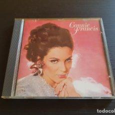 CDs de Música: CONNIE FRANCIS - GREATEST HITS - CD ALBUM - POLYDOR - 1988. Lote 142665282