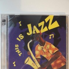 CDs de Música: 2 CD THIS IS JAZZ. Lote 142679778