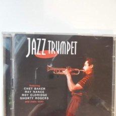 CDs de Música: CD JAZZ TRUMPET - JAZZ GUITAR. Lote 142680022