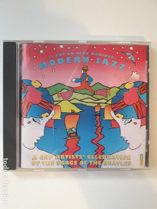 CD A GRP Artists' celebration of the songs of the Beatles - (I got no kick  against) Modern Jazz
