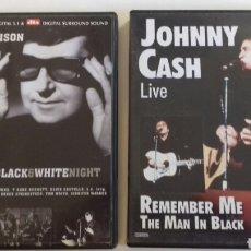 CDs de Música: MAGNÍFICO LOTE JOHNNY CASH Y ROY ORBISON. Lote 142690060