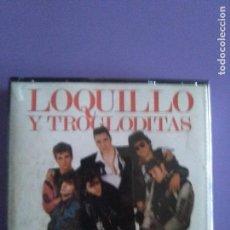 CDs de Música: MARAVILLOSO DOBLE CD. LOQUILLO Y TROGLODITAS --- A POR ELLOS QUE SON POCOS Y COBARDES.. Lote 142708262