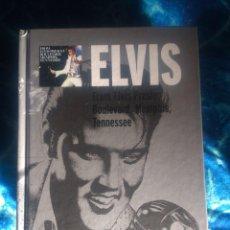 CDs de Música: DISCO LIBRO CD FROM ELVIS PRESLEY BOULEVARD, MEMPHIS, TENNESSEE RBA. Lote 142737158