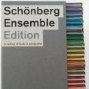 CDs de Música: LOTE DE 27 CDS DE MÚSICA DEL S.XX: SCHÖNBERG ENSEMBLE EDITION (DESCATALOGADO).. Lote 142774406