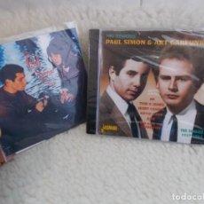 CDs de Música: PAUL SIMON & ART GARFUNKEL TWO TEENAGERS.SUS PRIMEROS TEMAS.1957 1961 CD PRECINTADO +ETC. Lote 142798306