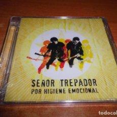 CDs de Música: SEÑOR TREPADOR POR HIGIENE EMOCIONAL CD ALBUM PRECINTADO DEL AÑO 2008 CONTIENE 12 TEMAS INDIE POP. Lote 142808306
