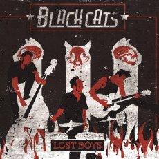 CDs de Música: BLACK CATS - LOST BOYS. Lote 144089116