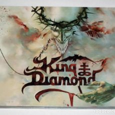 CDs de Música: CD KING DIAMOND - HOUSE OF GOD. Lote 142824694