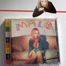CDs de Música: MALÚ APRENDIZ - CD CANTANTE ESPAÑOLA - DE MÚSICA POP - 1998 ESPAÑA AÑOS 90 - LUCHARÉ / COMO UNA FLOR. Lote 142826090