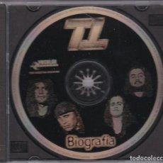 CD de Música: TREN LOCO,BIOGRAFIA CD SIN CARATULA DELANTERA. Lote 142849298